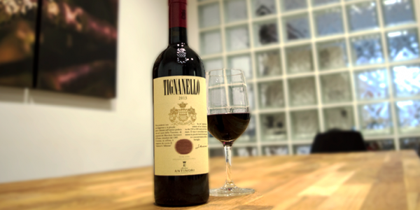 Tignanello or the birth of the first Super Tuscan